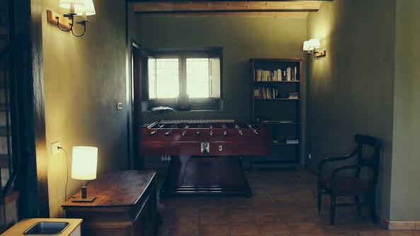 El Senyer - Casa rural - fotbolí
