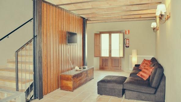 El Senyer - Casa rural - saleta