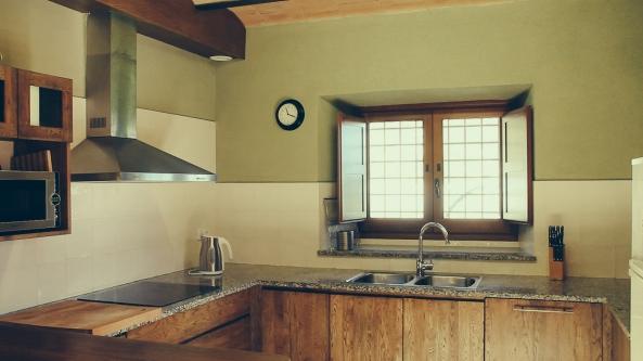 El Senyer - Casa rural - cuina
