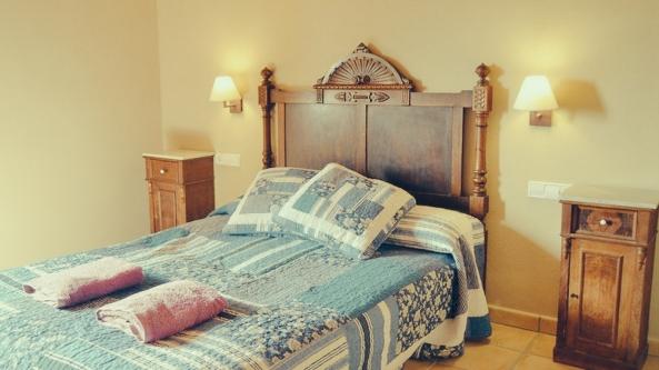 El Senyer - Casa rural - llits
